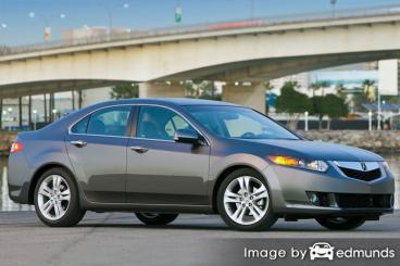 Insurance for Acura TSX