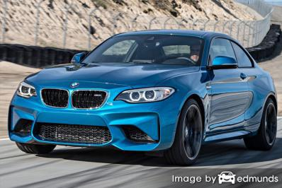 Insurance quote for BMW M2 in Louisville