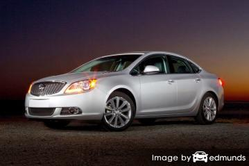 Insurance rates Buick Verano in Louisville