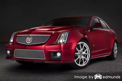 Insurance quote for Cadillac CTS-V in Louisville