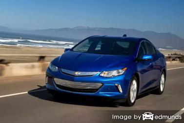 Insurance quote for Chevy Volt in Louisville