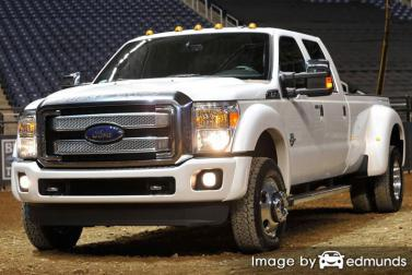 Insurance for Ford F-350