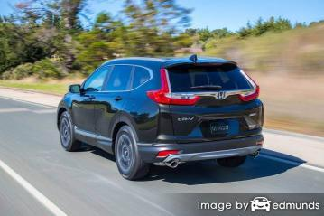 Insurance quote for Honda CR-V in Louisville