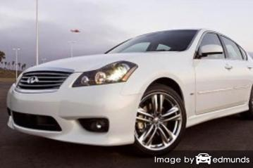 Insurance quote for Infiniti M45 in Louisville