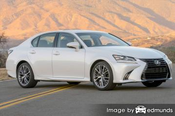 Insurance rates Lexus GS 350 in Louisville