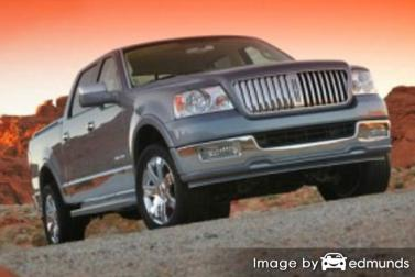 Insurance quote for Lincoln Mark LT in Louisville