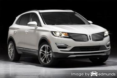 Insurance rates Lincoln MKC in Louisville