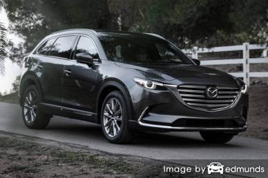 Insurance quote for Mazda CX-9 in Louisville