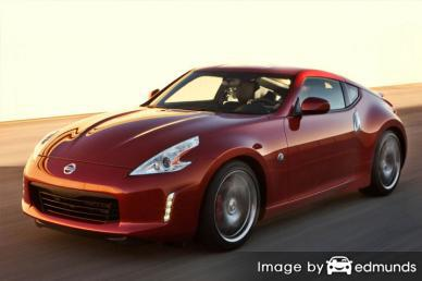 Insurance quote for Nissan 370Z in Louisville