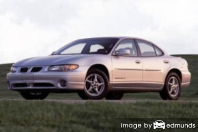 Insurance quote for Pontiac Grand Prix in Louisville
