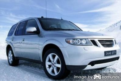 Insurance rates Saab 9-7X in Louisville