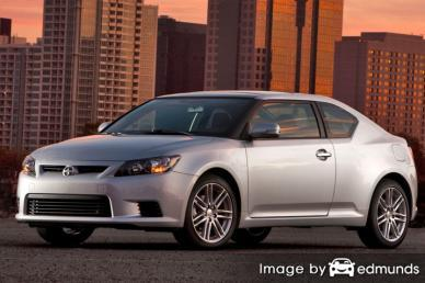 Insurance rates Scion tC in Louisville