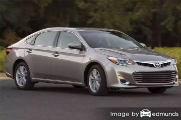 Insurance quote for Toyota Avalon in Louisville