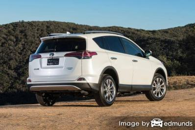 Insurance quote for Toyota Rav4 in Louisville