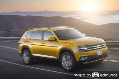 Insurance rates Volkswagen Atlas in Louisville