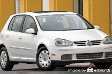 Insurance rates Volkswagen Rabbit in Louisville